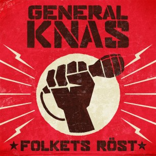 General Knas -Folkets Rîst cover