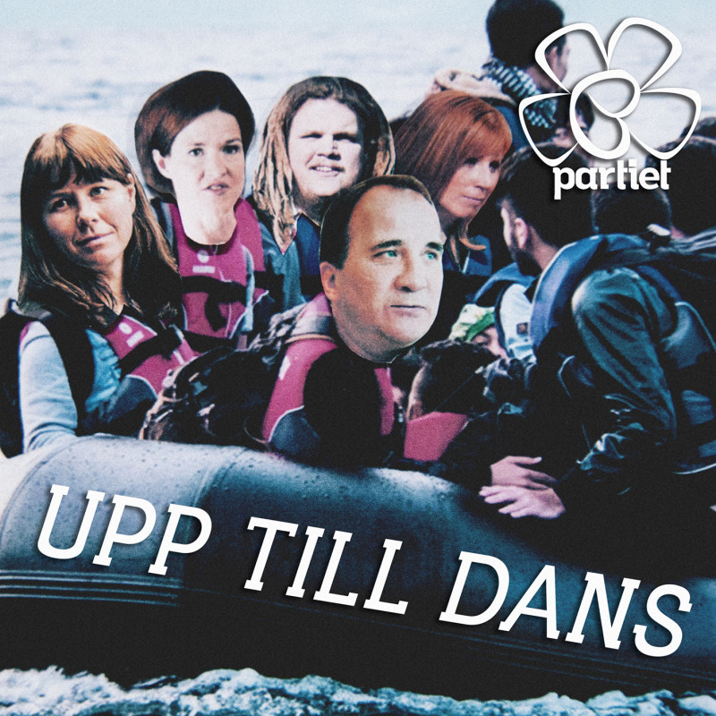 Partiet_Upp_Till_Dans_Framsida