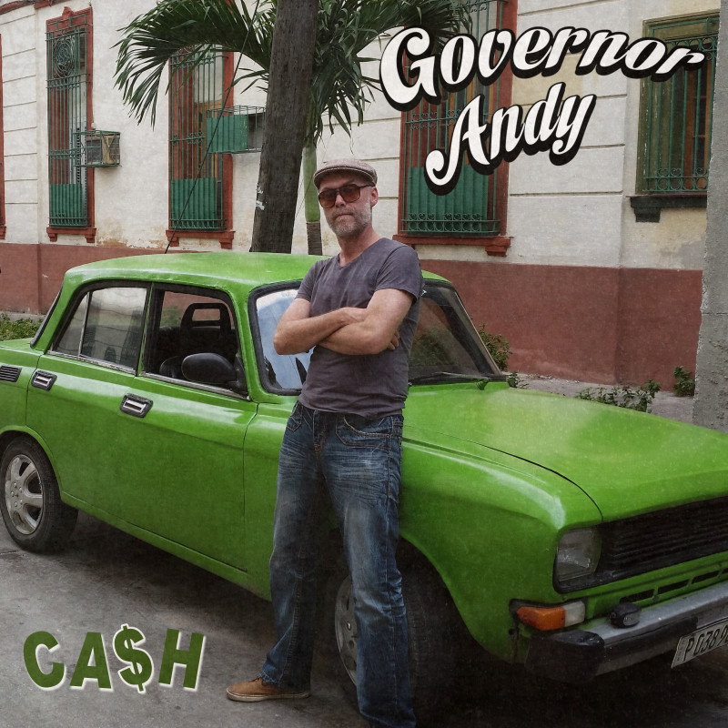 Governor Andy - Cash Artwork