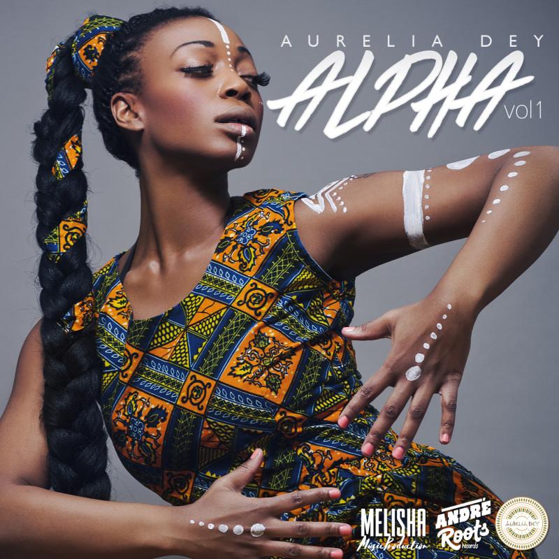 AURELIA DEY - ALPHA EP 1400x1400
