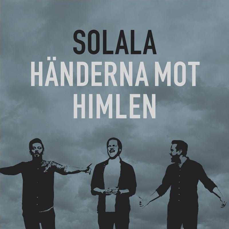 Omslag Händerna mot himlen - Solala