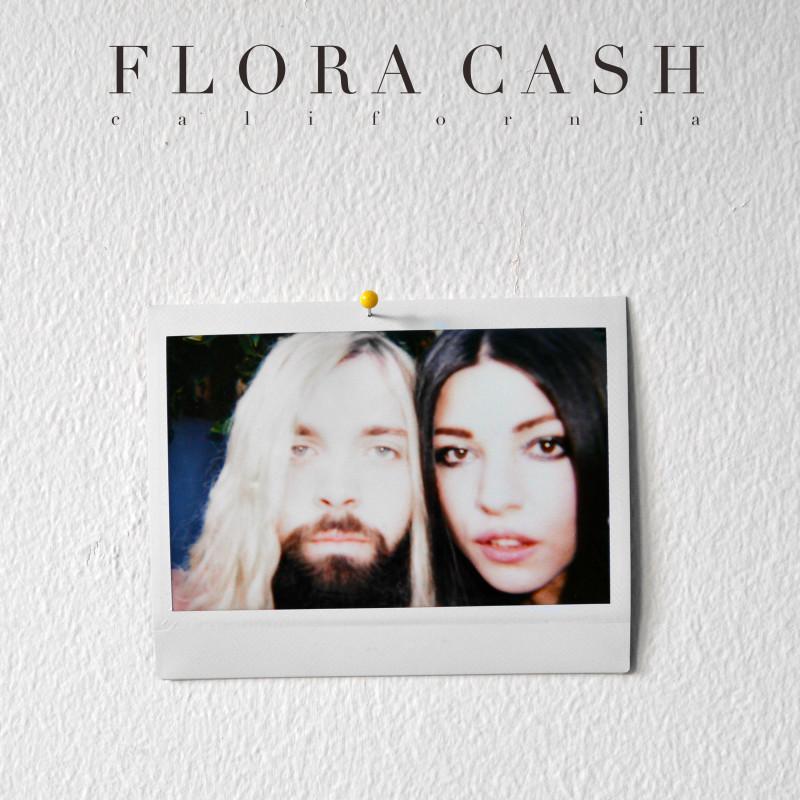 Flora Cash - California artwork