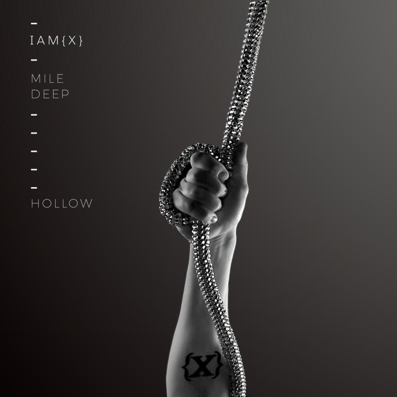 IAMX-Mile Deep Hollow single cover (lo res)