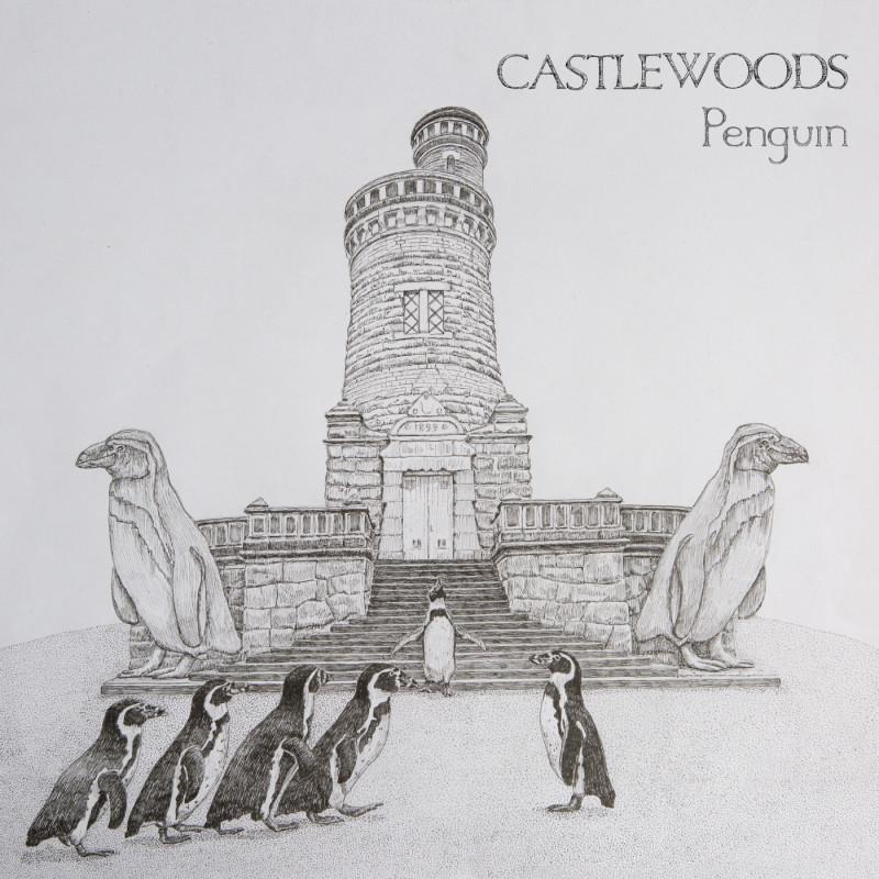 Castlewoods Omslag Penguin